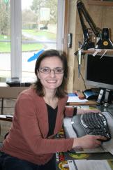 S. Adin, secrétaire, assistante administrative